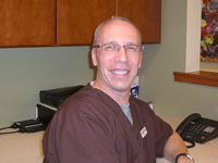Jeff Logan, Licensed Practical Nurse