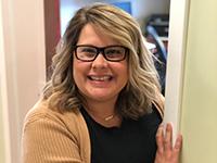 Nicole Hunt, Bookkeeper