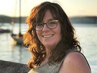 Lori Amato, Receptionist